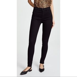 J Brand Maria High Rise Photo Ready Jeans - Vanity